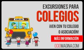 Viajes Escolares Ociomagina 2011